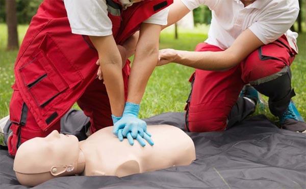 Hätäensiapukoulutukset